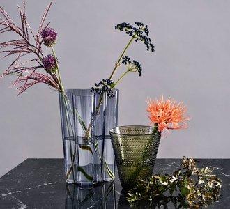 2 Kachel Vasen