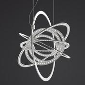 Artemide - Copernico 500 LED Pendelleuchte - weiß/3000K/2380lm/Ø 49cm