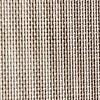 Tecnolumen - HTLWS Pendelleuchte Ø40cm - natur/inkl. Diffusor/Baldachin matt vernickelt/Stoffkabel schwarz