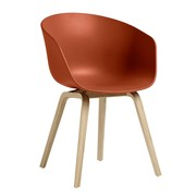 HAY - About a Chair AAC 22 Armchair Matt Lacquered Oak