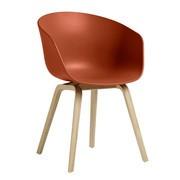 HAY - About a Chair AAC 22 Armchair Matt Lacquered Oak