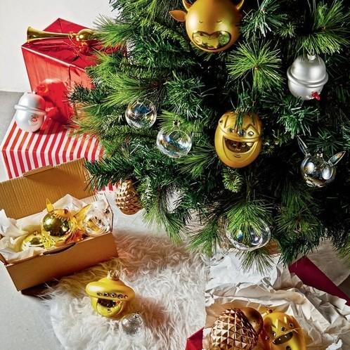 Alessi - Palle Presepe Weihnachtsbaumkugeln