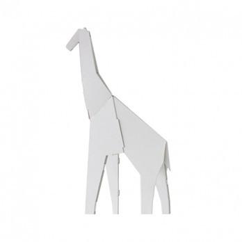 Magis - Me Too My Zoo Giraffe Figur - weiß/B x H : 31 x 55cm/Größe 1