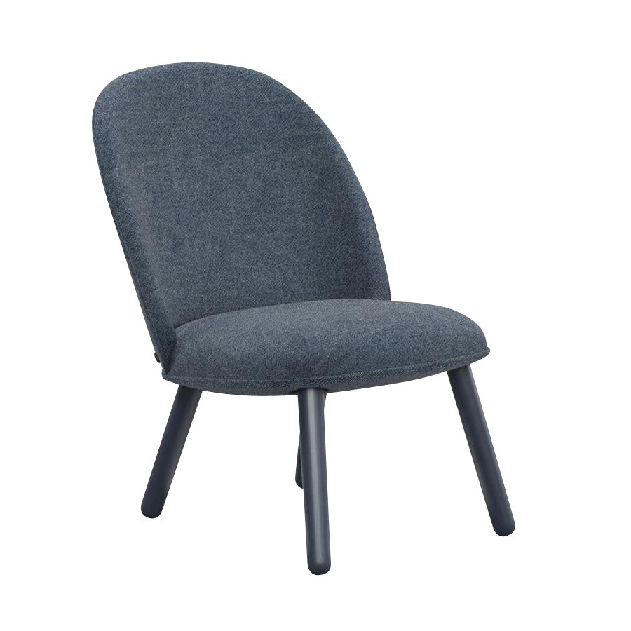 Merveilleux Normann Copenhagen   Ace Lounge Chair Nist   Dark ...