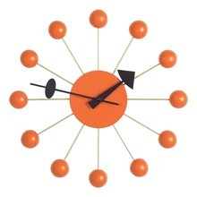 Vitra - Ball Clock Nelson - Horloge murale