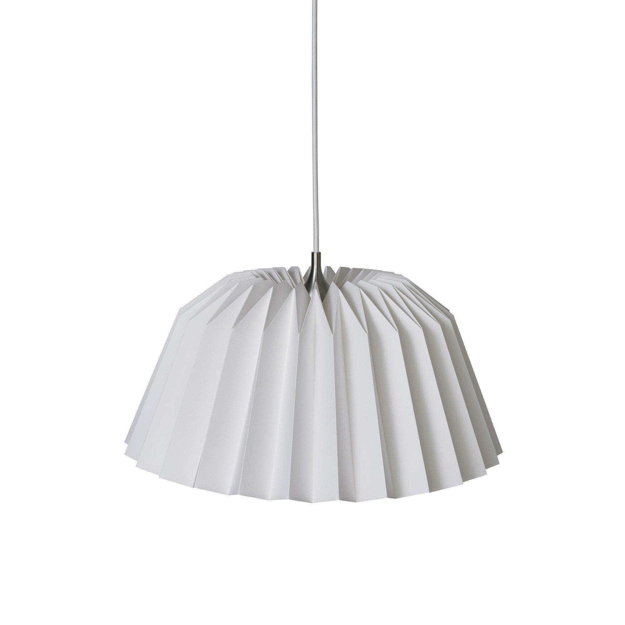le klint pleats 116 megatwo suspension lamp ambientedirect