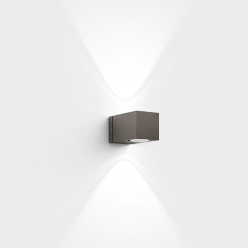 IP44.de - Como IL LED-Außenleuchte - cool braun/IvyLight Technologie/Einzelstück - nur einmal verfügbar!