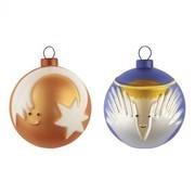 Alessi - Palle Presepe - Set de boules de arbre de Noël 3