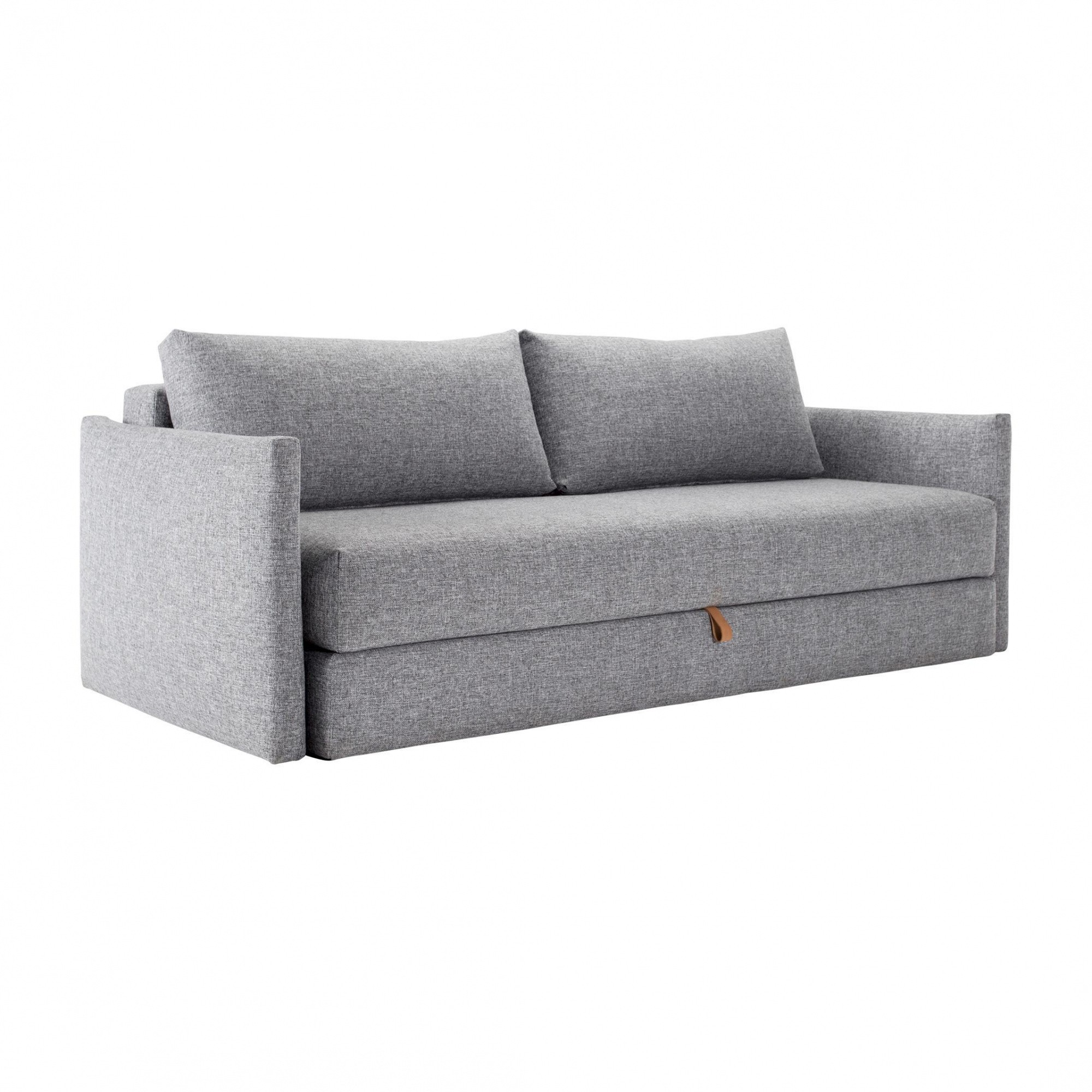 Innovation Tripi Sofa Bed With Armrests 227x108cm Ambientedirect
