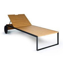 Röshults - Garden Lounge zonnenbed
