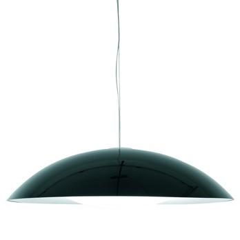 Kartell - Neutra - schwarz/PMMA / Polycarbonat