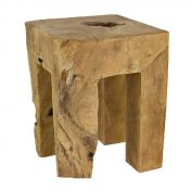 Jan Kurtz: Brands - Jan Kurtz - Java Stool rectangular