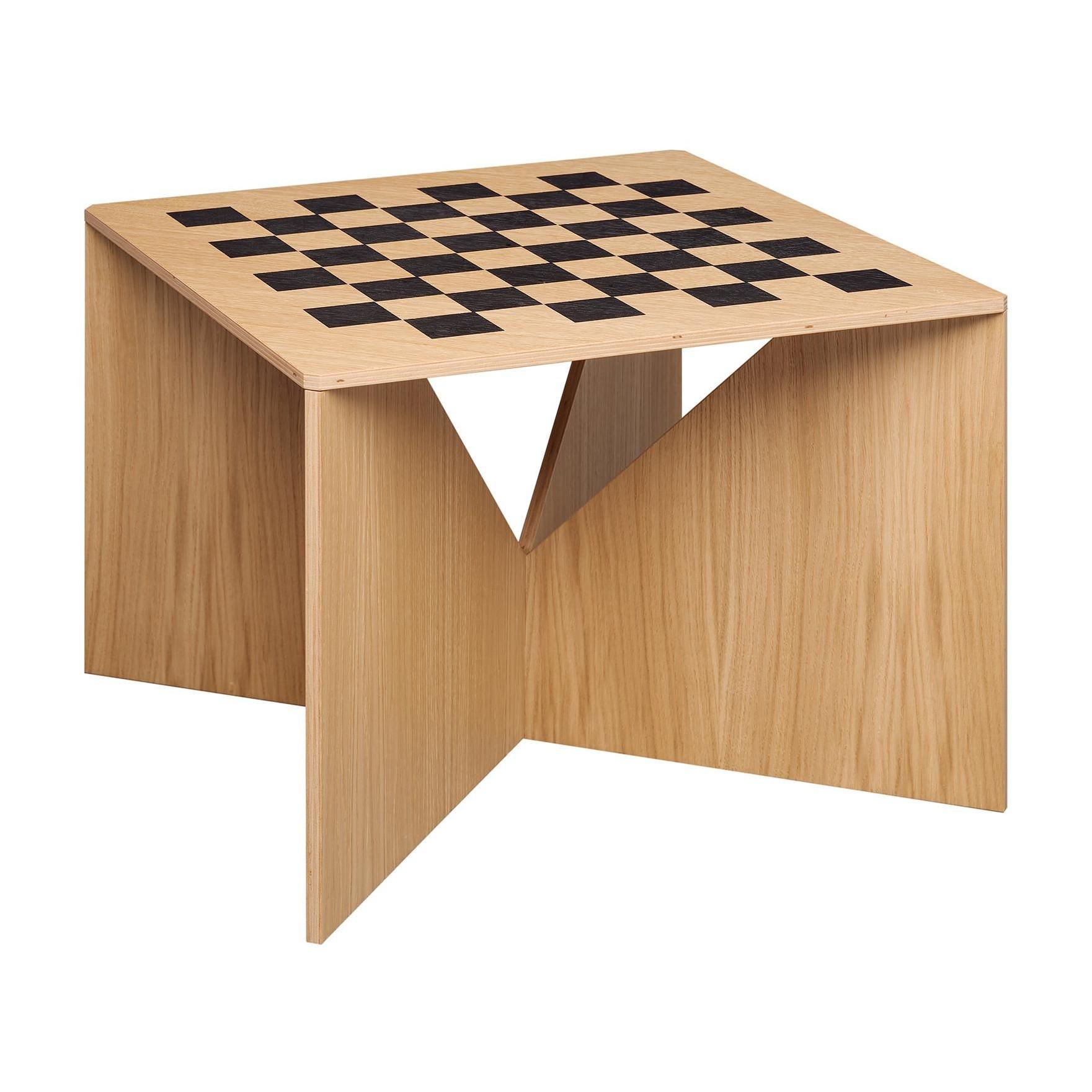 E15 Calvert Chess Side Table Ambientedirect