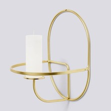 HAY - Lup Wall Round Candle Holder