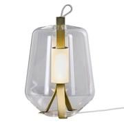 Prandina - Lampe de table LED Luisa T3 structure laiton