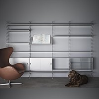 String - String Living Room Shelf System