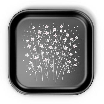 Vitra - Classic Tray Baby's Breath Tablett - schwarz/LxBxH 28x28x2cm