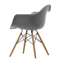 Vitra - Eames Plastic Armchair DAW Armlehnstuhl Esche