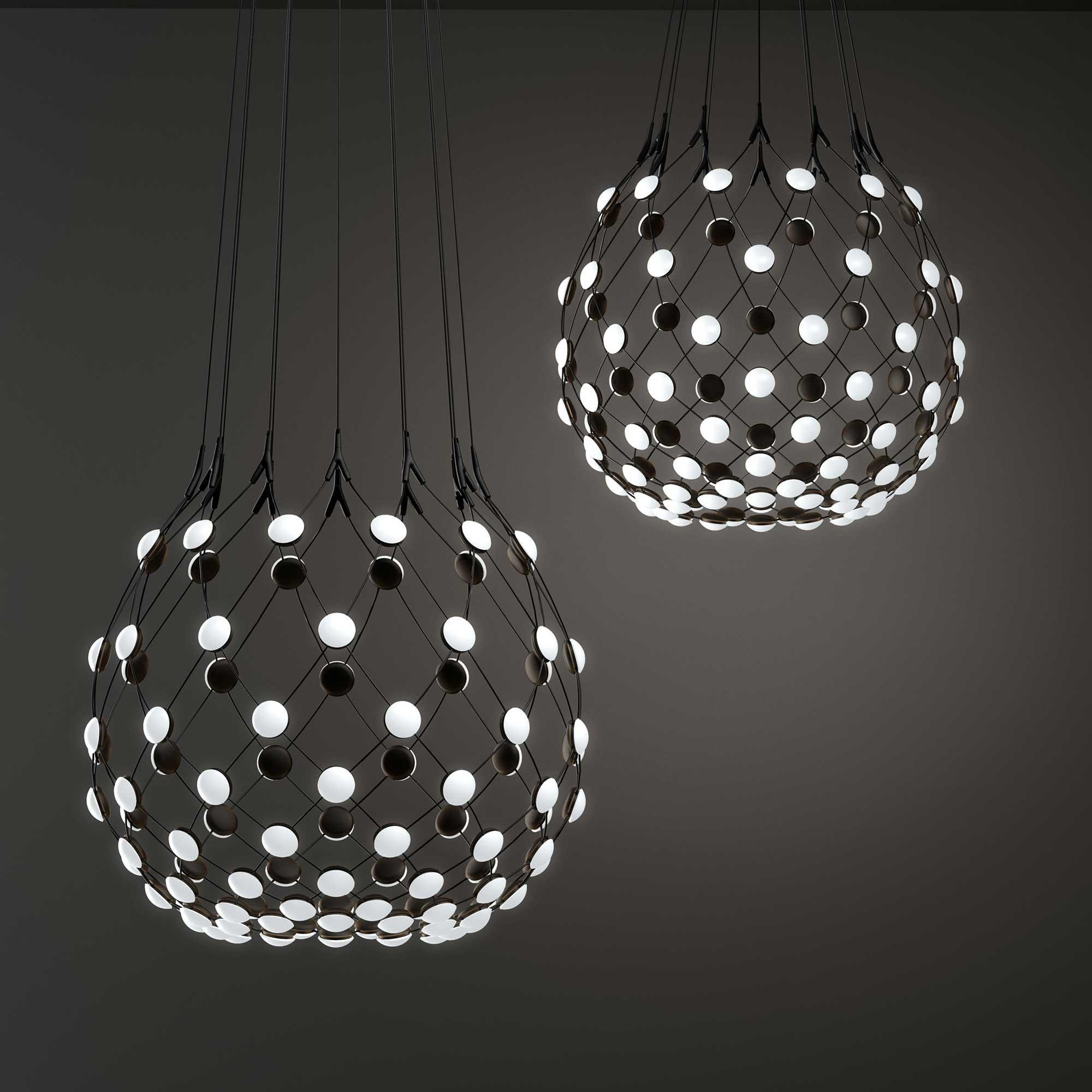 Mesh D86 LED Suspension Lamp
