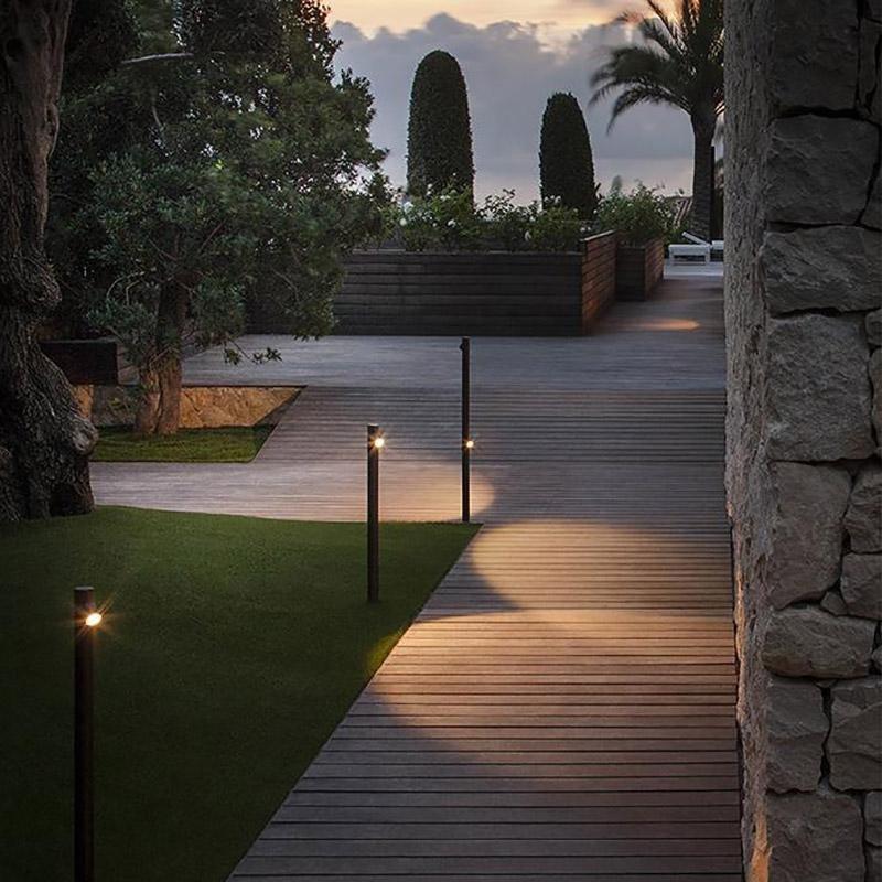 Vibia Bamboo 4800 Outdoor Floor Lamp