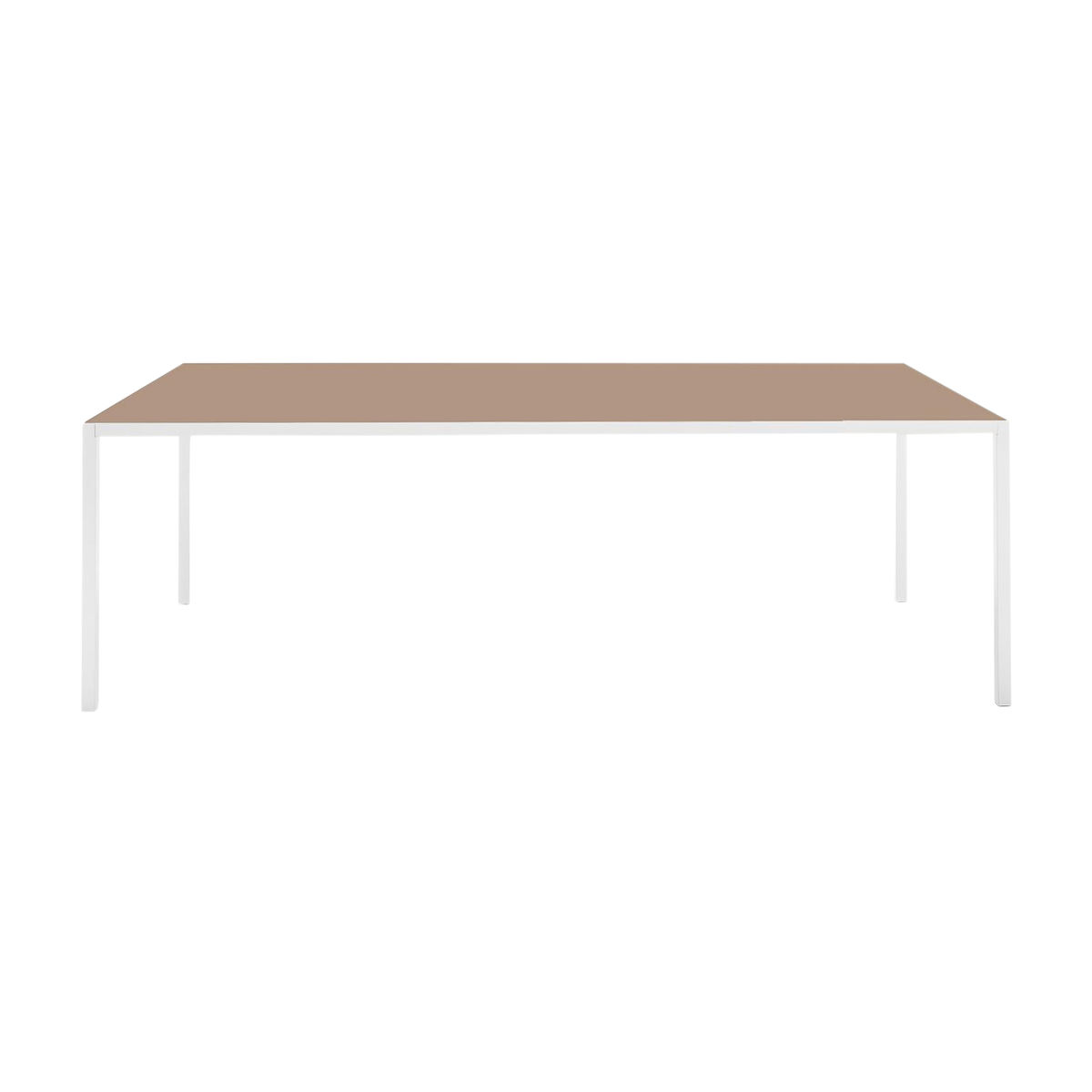 Lim 3 0 fenix table mdf italia for Underline the table