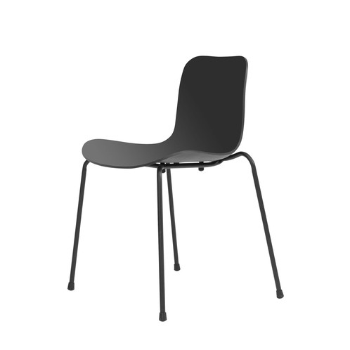 NORR 11 - Langue Stack Dining Chair Stuhl