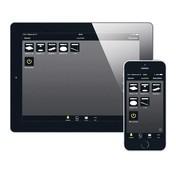 Nimbus - Nimbus Light Control - Steuereinheit für bis zu 100W/mit Konverter und Dimmer/mit Funkeinheit/steuerbar über Bluetooth 4.0