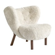 &tradition - Fauteuil Little Petra VB1 structure noyer