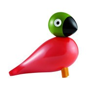 Kay Bojesen Denmark - Kay Bojesen - Houtfiguur zangvogel Pop