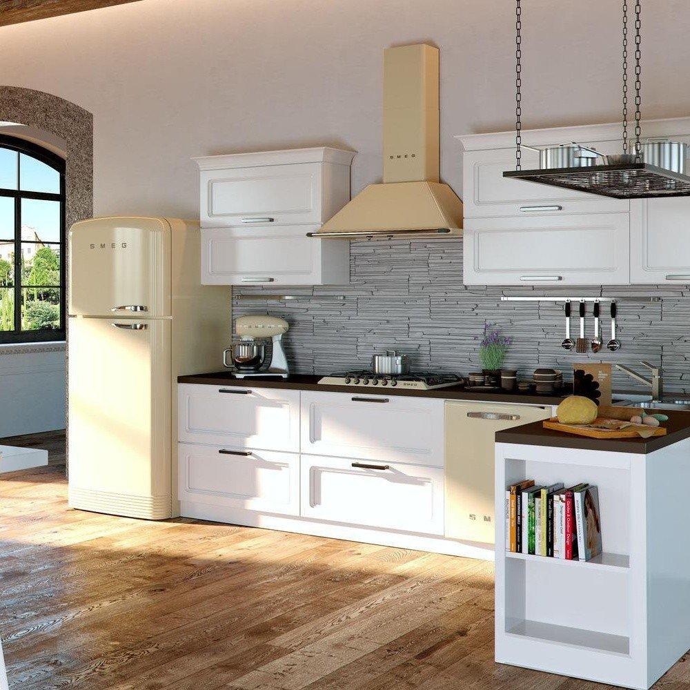 smeg smeg fab50 r frig rateur pose libre ambientedirect. Black Bedroom Furniture Sets. Home Design Ideas