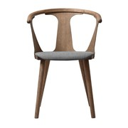 &tradition - In Between SK2 Chair Upholstered Frame Oak