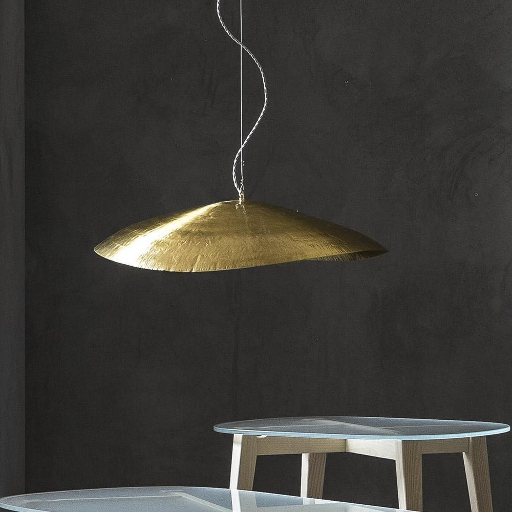 Gervasoni Brass 95 Suspension Lamp Ambientedirect