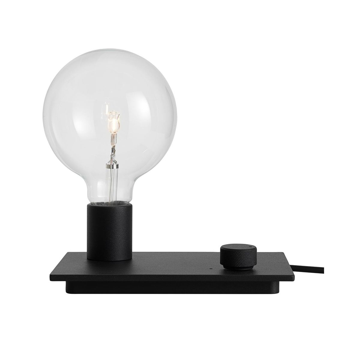 muuto control lampe de table muuto. Black Bedroom Furniture Sets. Home Design Ideas