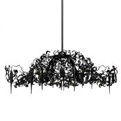 Brand van Egmond: Brands - Brand van Egmond - Flower Power Chandelier oval