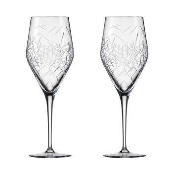 Zwiesel 1872 - Hommage Glace Allround Weinglas 2er Set - transparent/mundgeblasen/358ml/H22,7cm