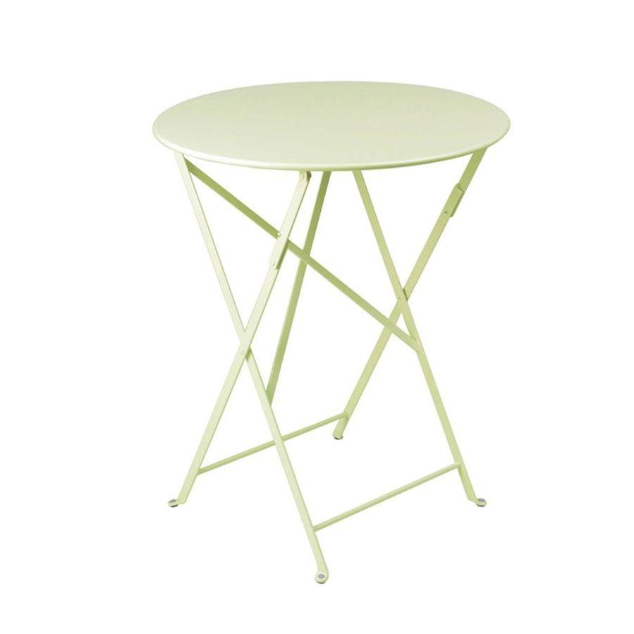 bistro folding table 60cm fermob bistro tables tables furniture. Black Bedroom Furniture Sets. Home Design Ideas