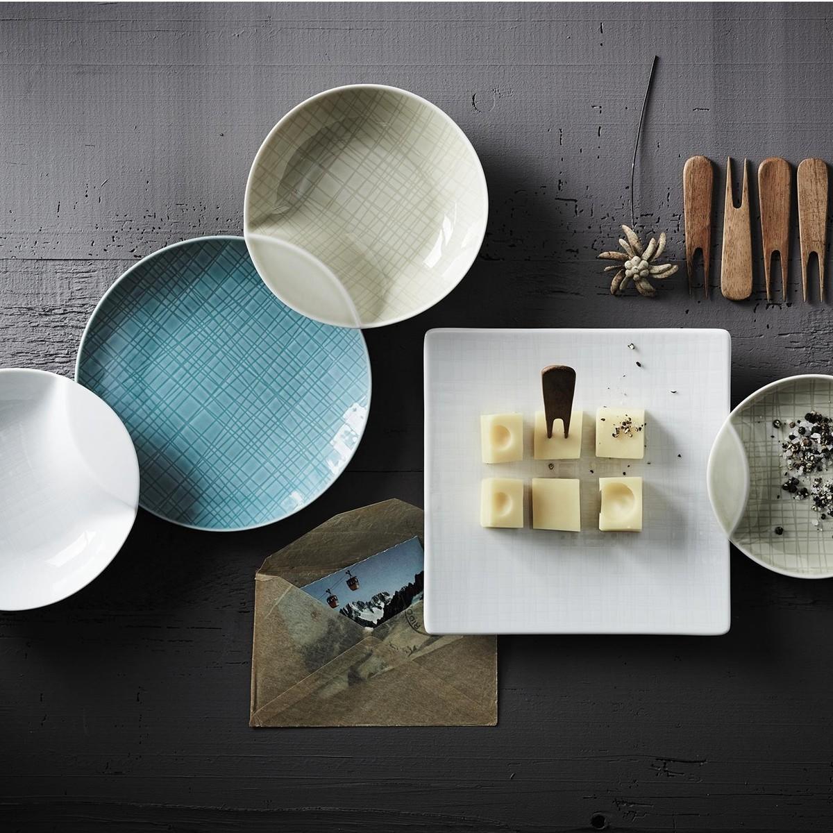 rosenthal mesh plate 21cm rosenthal. Black Bedroom Furniture Sets. Home Design Ideas