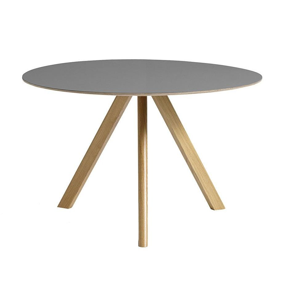 Copenhague cph20 table 120cm hay for When did table 52 open
