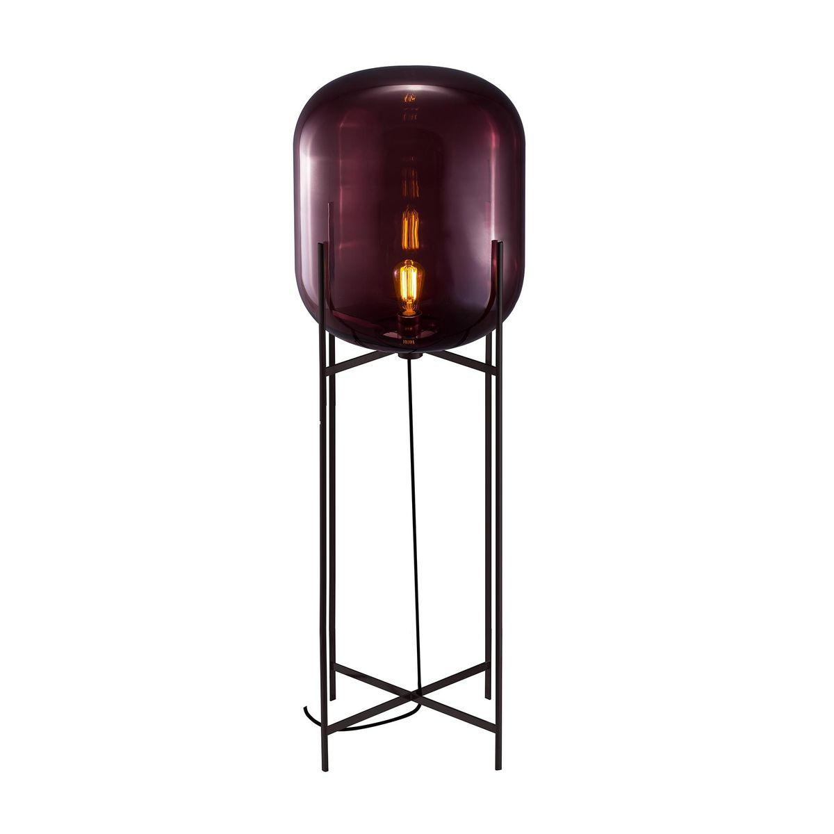 oda big floor lamp h 140cm pulpo. Black Bedroom Furniture Sets. Home Design Ideas