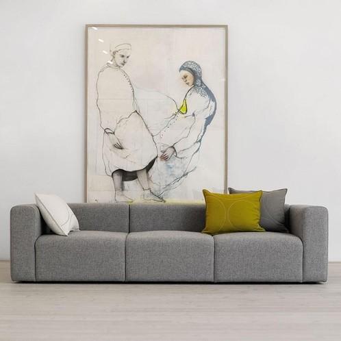 HAY - Mags 3-Sitzer Sofa