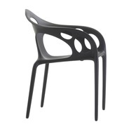 Moroso - Chaise avec accoudoirs Supernatural