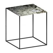 Zeus - Table d'appoint 41x41x46cm Slim Irony Art