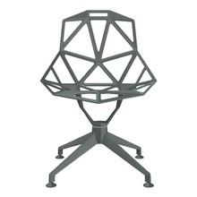 Magis - Chair One 4Star Drehstuhl Vierfußgestell