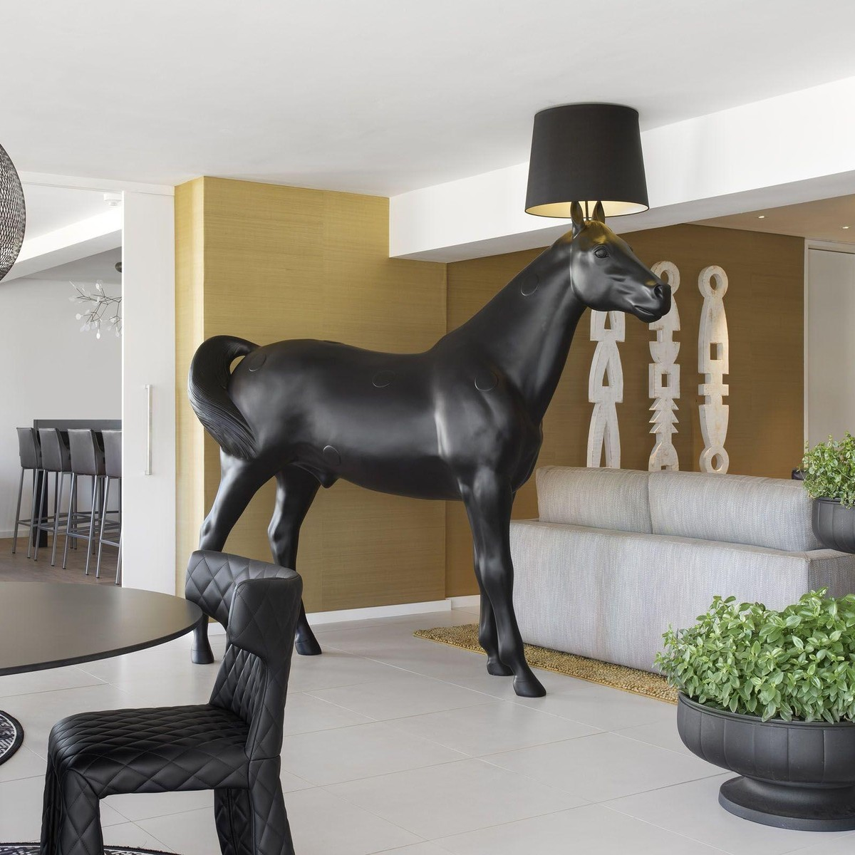 Moooi Horse Lamp Floor Lamp | Moooi | AmbienteDirect.com for Moooi Lamp Horse  67qdu