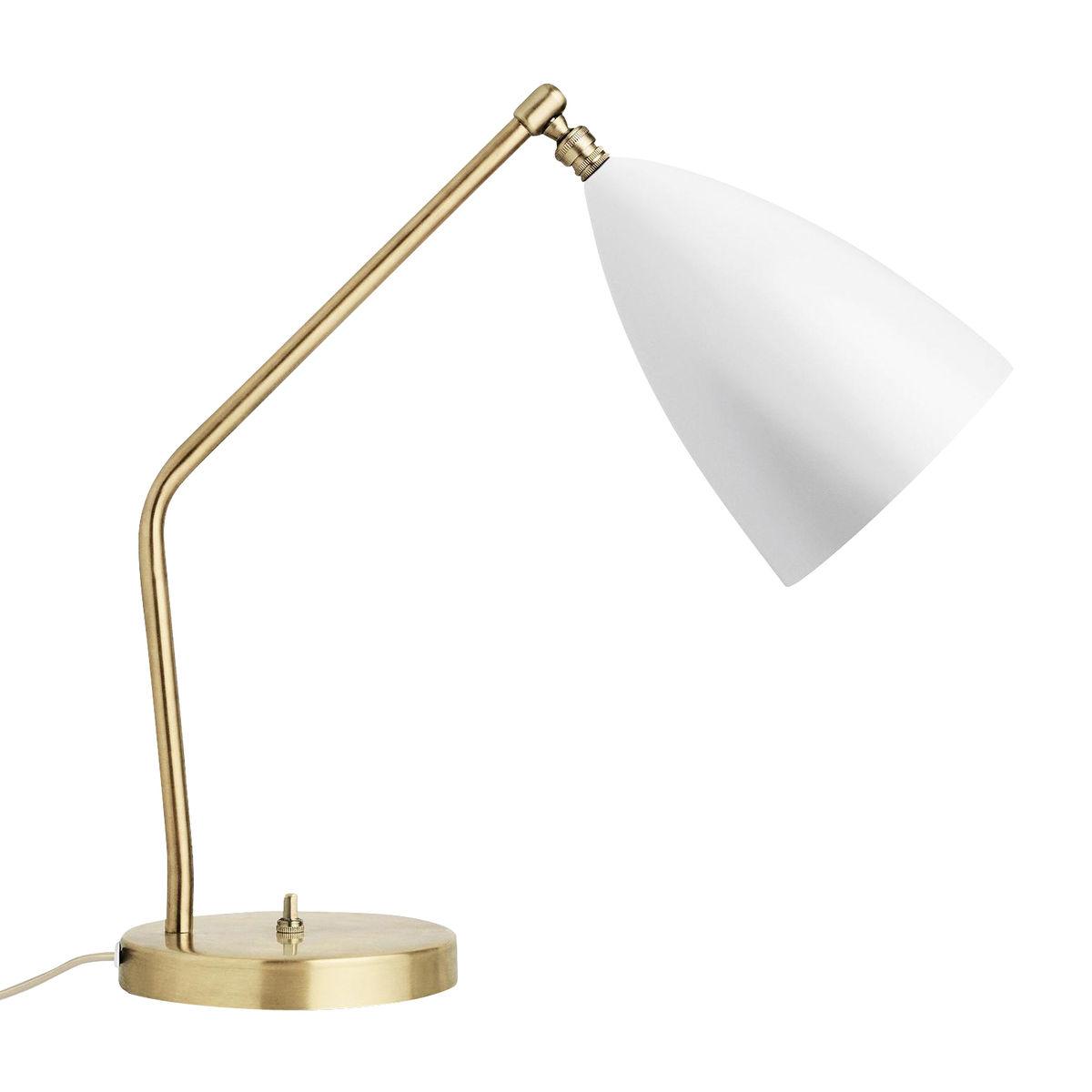 gr shoppa lampe de table gubi. Black Bedroom Furniture Sets. Home Design Ideas