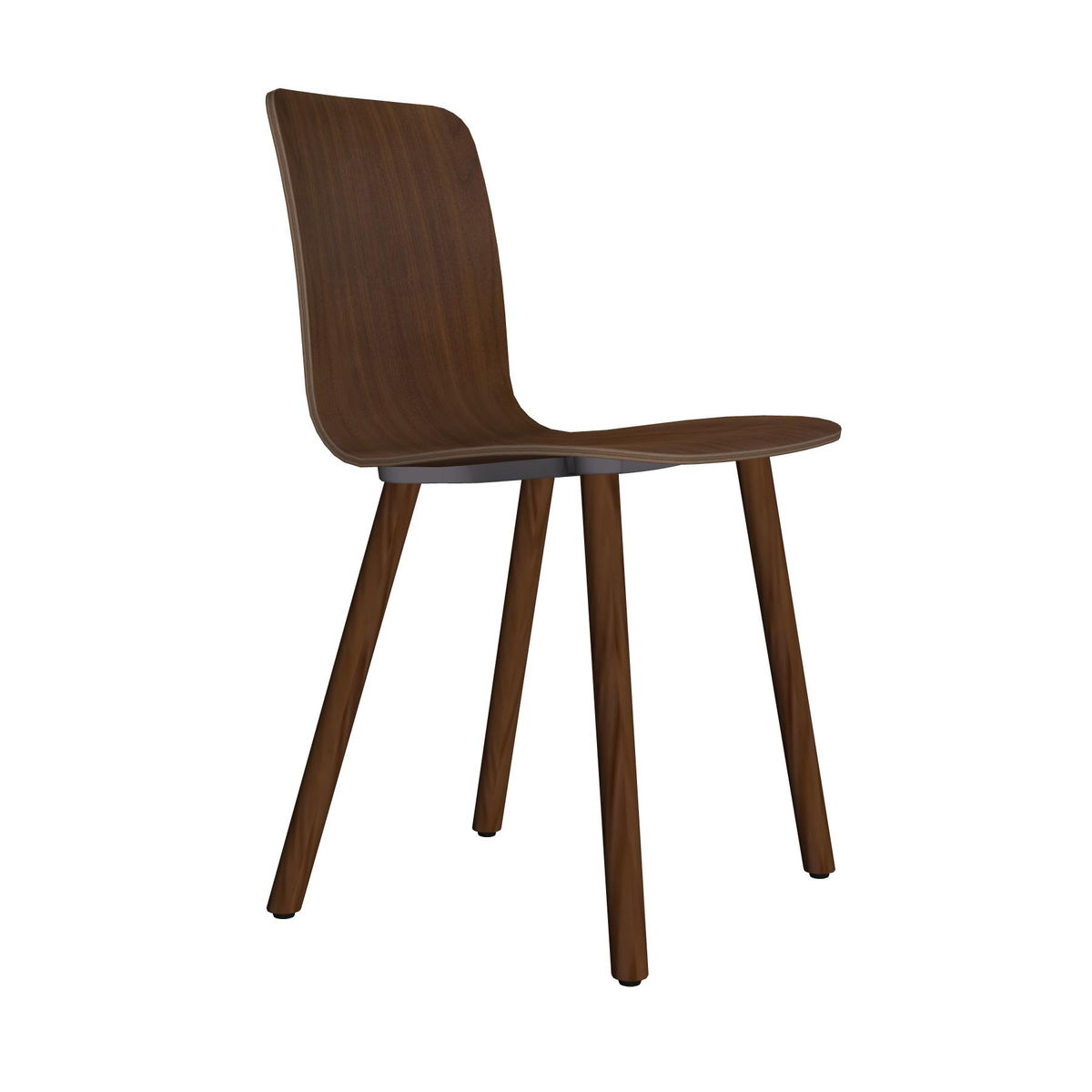 hal ply wood stuhl vitra. Black Bedroom Furniture Sets. Home Design Ideas