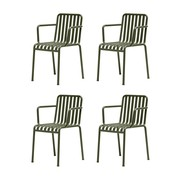 HAY - Palissade Armchair Set of 4
