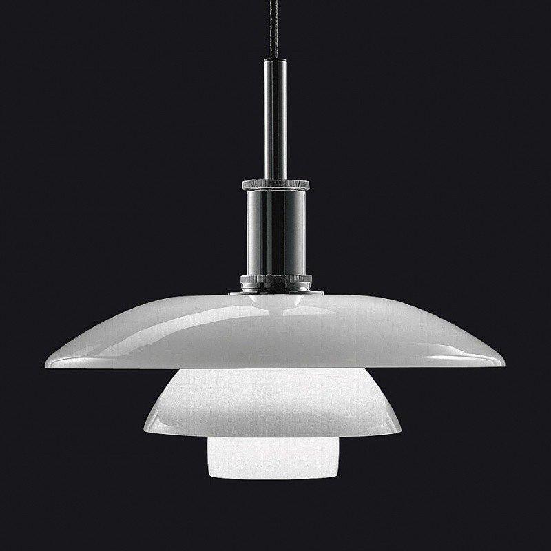 Louis Poulsen PH 4 1/2 - 4 Suspension Lamp | AmbienteDirect