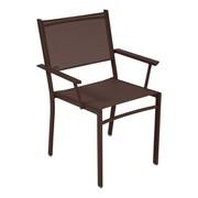 Fermob - Chaises de jardin avec accoudoirs Costa