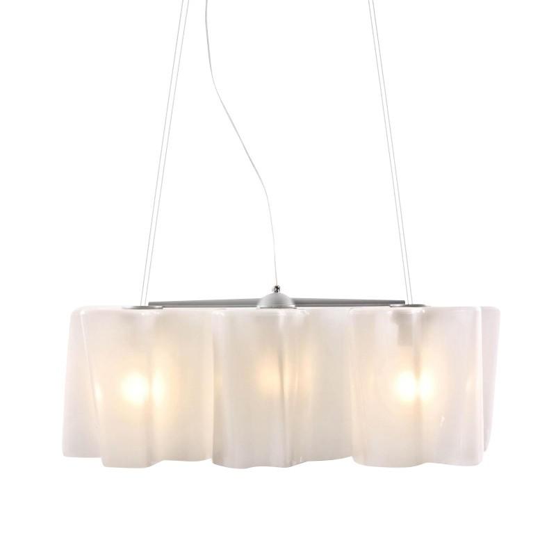 Logico Sospensione 3 In Linea Suspension Lamp